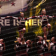 2124_University of Strathclyde - Warriors cheer