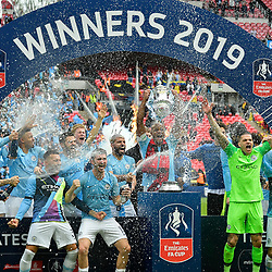 18,05,2019 FA Cup Final Manchester City and Watford