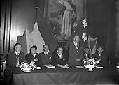 1956 Opening of Health Inspectors Association
