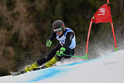 BUGAEV Aleksei LW6/8-2 NPA at 2018 World Para Alpine Skiing Cup, Kranjska Gora, Slovenia