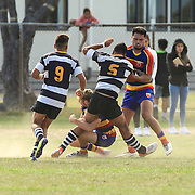 Under-21 Rugby union match between Tawa and Oriental-Rongotai  at Polo Park, Wellington on 9 April 2016.