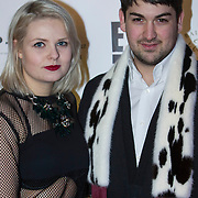 NLD/Amsterdam/20140124 - inloop E-entertainment Red Carpet party, .............