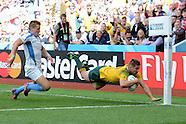 RWC - Australia v Uruguay - Pool A - 27/09/2015