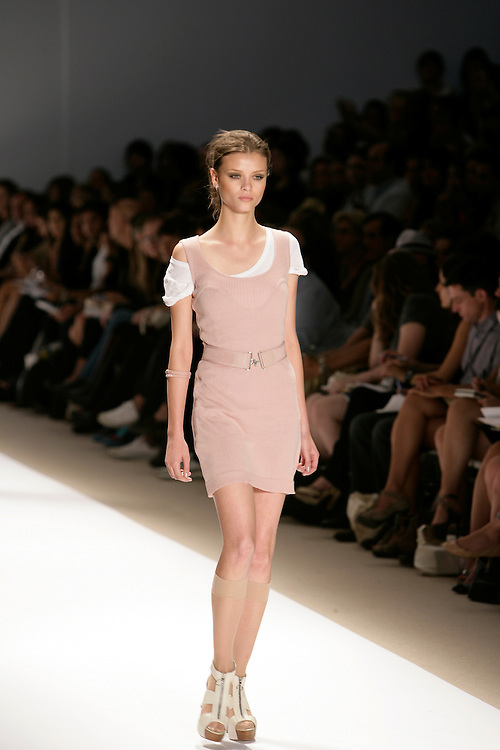Charlotte Ronson <br /> Spring/Summer 2009 Collection<br /> Mercedes-Benz Fashion Week, Sept 2008. New York, NY