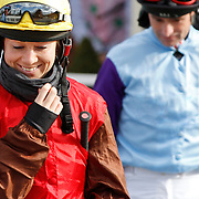 Hayley Turner at Lingfield