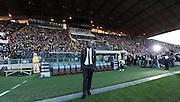 Udine, 08 marzo 2014.<br /> Serie A 2013/2014. 27^ giornata.<br /> Stadio Friuli<br /> Udinese vs Milan.<br /> Nella Foto: Clarence Seedorf, allenatore Milan.<br /> © foto di Simone Ferraro