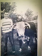 Haskell Young first attended Oklahoma A&M College in 1950 thanks to a $46 scholarship he earned showing his Herford bull in 4-H.