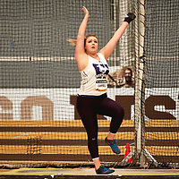 Rachel Campbell, Western, 2019 U SPORTS Track and Field Championships on Thu Mar 07 at James Daly Fieldhouse. Credit: Arthur Ward/Arthur Images