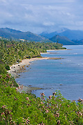 East coast of Grande Terre, New Caledonia, Melanesia, South Pacific