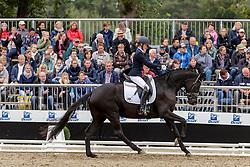 MIMBERG Mareike (GER), Milka 63<br /> Warendorf - Bundeschampionate 2019<br /> Reitpferde<br /> Finale 3jährige Stuten und Wallache<br /> 08. September 2019<br /> © www.sportfotos-lafrentz.de/Stefan Lafrentz