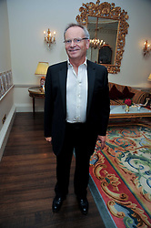 LORD ARCHER at a party to celebrate the publication of Gosling - Classic Design for Contemporary Interiors by Tim Gosling held at William Kent House, The Ritz Hotel, London on 1st October 2009.