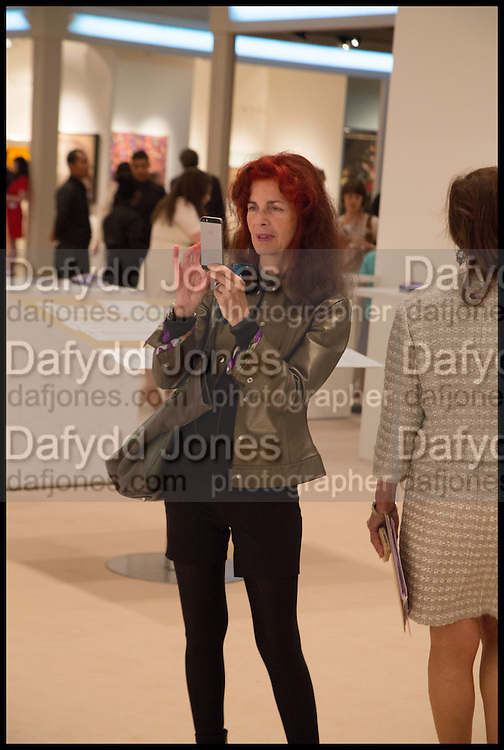 NATALIE HAMBRO, Masterpiece London 2014 Preview. The Royal Hospital, Chelsea. London. 25 June 2014.