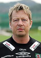 Fotball<br /> Portretter Adeccoligaen 2006<br /> Foto: Morten Olsen, Digitalsport<br /> <br /> Magnus Johansson<br /> Bryne