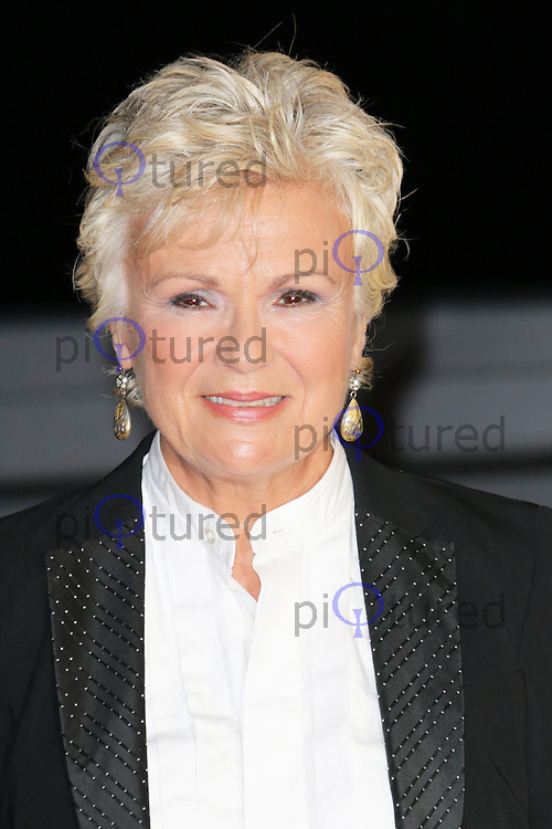 Julie Walters, One Chance -  European film premiere, Odeon Leicester Square, London UK, 17 October 2013, Photo by Richard Goldschmidt