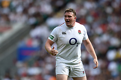 Ehren Painter of the England XV - Mandatory byline: Patrick Khachfe/JMP - 07966 386802 - 02/06/2019 - RUGBY UNION - Twickenham Stadium - London, England - England XV v Barbarians - Quilter Cup International