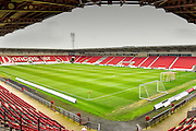 Stadium Shot during the EFL Sky Bet League 2 match between Doncaster Rovers and Colchester United at the Keepmoat Stadium, Doncaster, England on 15 October 2016. Photo by Craig  Goddard.