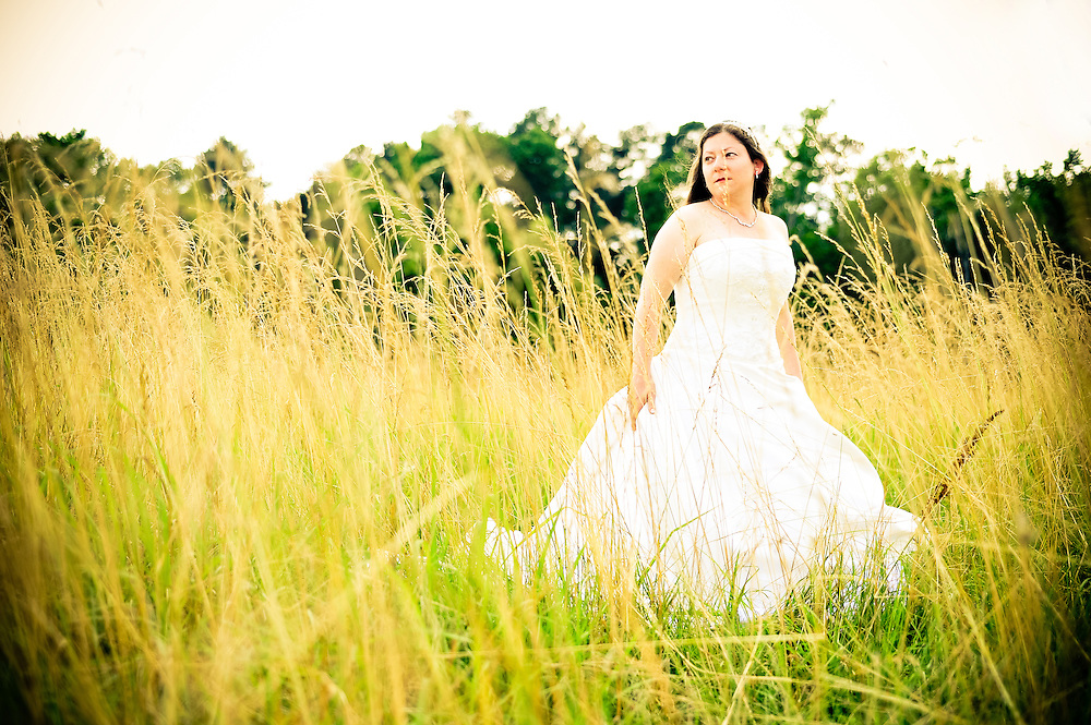 Photo Shoot of Ilisa Stillman for Bridal Portraits