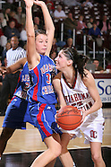 OC Women's BBall vs Lubbock Christian - 1/6/2007