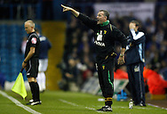 Leeds - Monday October 19th, 2009: Manager Paul Lambert of Norwich City during the Coca Cola League One match at Elland Road, Leeds. (Pic by Paul Thomas/Focus Images)..
