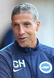 Brighton Manager, Chris Hughton - Mandatory by-line: Paul Terry/JMP - 22/07/2015 - SPORT - FOOTBALL - Crawley,England - Broadfield Stadium - Crawley Town v Brighton and Hove Albion - Pre-Season Friendly