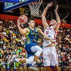 20180908: SLO, Basketball - Friendly match, Slovenia vs Croatia
