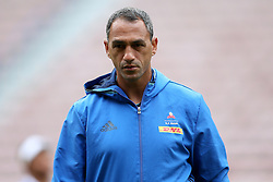 Western Province Assistant Coach Paul Treu during Western Province training session held at Newlands Rugby Stadium in Cape Town, South Africa on 15th September 2016.<br /> <br /> Photo by Shaun Roy/Real Time Images