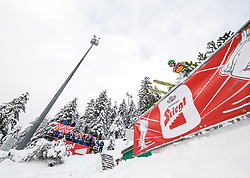 16.12.2017, Nordische Arena, Ramsau, AUT, FIS Weltcup Nordische Kombination, Skisprung, im Bild Hannu Manninen (FIN) // Hannu Manninen of Finland during Skijumping Competition of FIS Nordic Combined World Cup, at the Nordic Arena in Ramsau, Austria on 2017/12/16. EXPA Pictures © 2017, PhotoCredit: EXPA/ Martin Huber