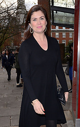 Amanda Lamb attends A VIP Gala Performance of Matthew Bourne's Edward Scissorhands at Saddlers Wells Theatre, Rosebery Avenue, London on Sunday 7th December 2014