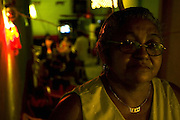Maraba, November, 15 _ 2007..Chica, is the onwer of the frist nightclub in Serra Pelada, when was liberated the entrance of women, in 1982...Picture: Bruno Magalhaes / Agencia Nitro