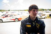 October 3-5, 2013. Lamborghini Super Trofeo - Virginia International Raceway. #50 Louis Philippe Montour, Mitchum, Lamborghini Toronto