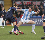 Dundee's Simon Ferry tackles Ross County's Jackson Irvine - Ross County v Dundee, SPFL Premiership at The Global Energy Stadium<br /> <br />  - &copy; David Young - www.davidyoungphoto.co.uk - email: davidyoungphoto@gmail.com