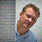 Nederland, Utrecht, 20-12-2012 -  Edwin Cuppen is kankeronderzoeker HubrechtInstituut en UMC. FOTO: Gerard Til