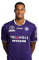 Christopher Jullien during Photoshooting of Toulouse for new season 2017/2018 on September 29, 2017 in Bordeaux, France. <br /> Photo : TFC / Icon Sport
