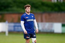 Dan Mugford of Sale Sharks - Mandatory by-line: Matt McNulty/JMP - 19 August 2016 - RUGBY - Heywood Road Stadium - Manchester, England - Sale Sharks v Edinburgh Rugby - Pre-Season Friendly