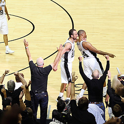 06-11-2013 NBA Finals - Spurs vs Heat - Game 3