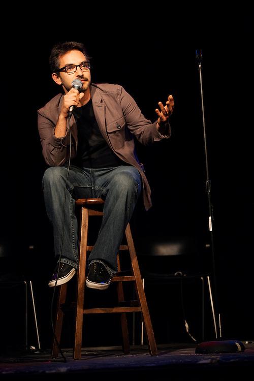 Myq Kaplan as Marc Maron - Schtick or Treat 2013 - Littlefield, Brooklyn - October 27, 2013