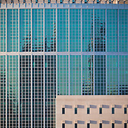 Image of the side of the U.S. Federal Courthouse in downtown Sacramento, CA.