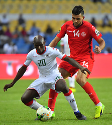 Burkina 's Coulibaly during the 2017 Africa Cup of Nations (CAN) quart de finale match Burkina Faso vs Tunisie held at Stade de l'Amitie in Libreville, Gabon on January 28, 2017. Photo by Christian Liewig/ABACAPRESS.COM