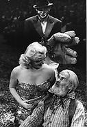"1953 ""Circus of the Stars"" Marlene Dietrich, Marilyn Monroe, Gloria Vanderbilt ..."