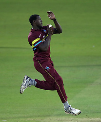 West Indies' Carlos Brathwaite during the special fundraising T20 International match at Lord's, London.
