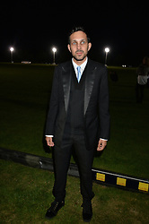 DYNAMO (Steven Frayne) at the Chovgan Twilight Polo Gala in association with the PNN Group held at Ham Polo Club, Petersham Close, Richmond, Surrey on 10th September 2014.