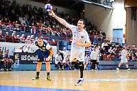 Michael Guigou - 08.04.2015 - Creteil / Montpellier - 20eme journee Division 1<br /> Photo : Anthony Dibon / Icon Sport