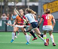 LAREN -  Hockey -  Elin van Erk (Laren)   Hoofdklasse dames Laren-Oranje Rood (0-4). Oranje Rood plaatst zich voor Play Offs.  COPYRIGHT KOEN SUYK