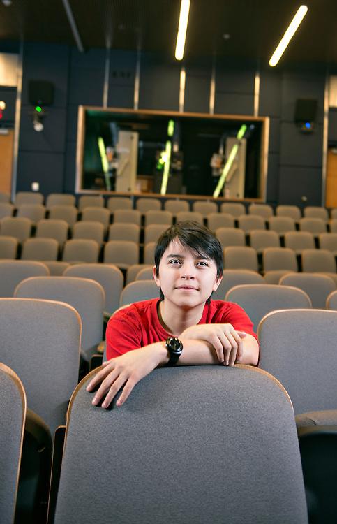 Dartmouth student Nina Rojas '13., Hanover, New Hampshire