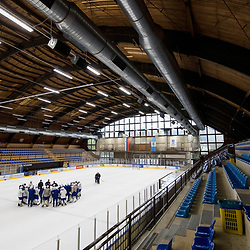 20180417: SLO, Ice Hockey - First practice of Slovenian National Ice Hockey team before WC