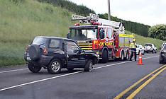 Tauranga-Injuries after crash on SH29A, Maungatapu