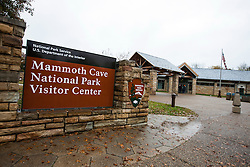Visitor Center, Mammoth Cave National Park, Kentucky, United States of America