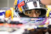 October 8, 2015: Russian GP 2015: Daniel Ricciardo (AUS), Red Bull-Renault