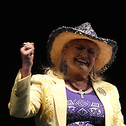 Lynn Anderson performs with the Leroy Van Dyke Country Gold Tour. Food and rides are the main attraction around the midway of the South Florida State Fair. <br /> Photography by Jose More
