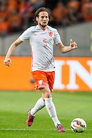 AMSTERDAM - Nederland - USA , Amsterdam ArenA , Voetbal , oefeninterland , 05-06-2015 ,  Nederlands elftal speler Daley Blind